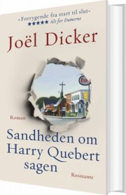 sandheden om harry quebert-sagen, luksusudgave - bog
