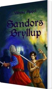 sandors bryllup - bog