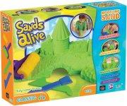 sands alive - classic - grøn - 675g - Kreativitet