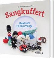 sangkuffert - hæklerier til børnesange - bog