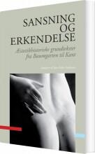 sansning og erkendelse - bog