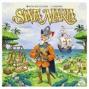 santa maria - brætspil - nordisk - Brætspil