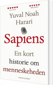 sapiens - en kort historie om menneskeheden - bog
