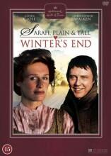 sarah, plain & tall - winter's end - DVD