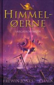 himmeløerne 5 - sargassohimlen - bog