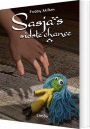 sasja's sidste chance - bog