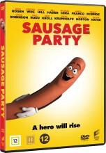 sausage party - DVD