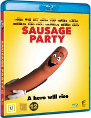 sausage party - Blu-Ray