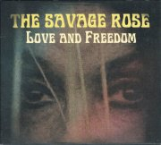 the savage rose - love and freedom - cd