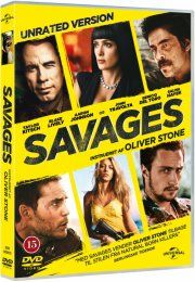 savages - DVD