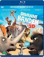 savanne banden / animals united - 3D Blu-Ray