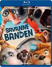 savanne banden - Blu-Ray