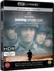 saving private ryan - 4k Ultra HD Blu-Ray