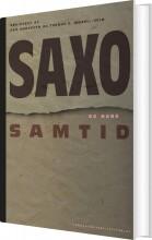 saxo og hans samtid - bog
