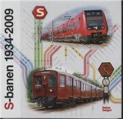 s-banen 1934-2009 - bog