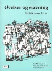 s og m-bøgerne, 5.trin, øvelser og stavning - bog