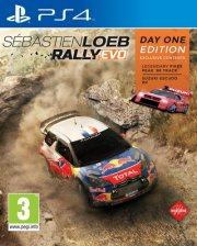 sébastien loeb - rally evo - day 1 edition - PS4