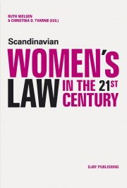 scandinavian womens law in the 21st century - bog