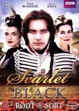 scarlet and black / rødt og sort - DVD