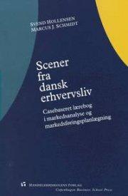 scener fra dansk erhvervsliv - bog