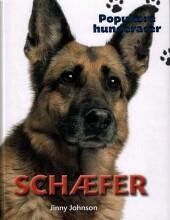 populære hunderacer - schæfer - bog