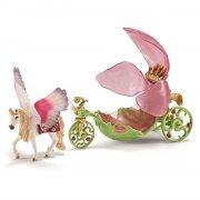 schleich - bayala - festive elf carriage (42176) - Figurer