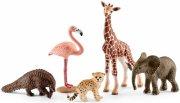 schleich vilde dyr - Figurer