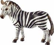 schleich 14392 - zebra hun - Figurer