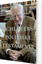 schlüters politiske testamente - bog