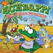 schnappi und seine freunde - cd