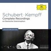 wilhelm kempff - schubert - complete recordings  - 9Cd