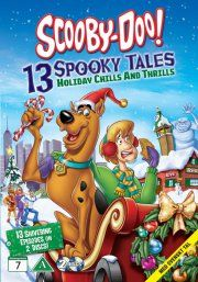 scooby-doo 13 - holiday chills and thrills - DVD