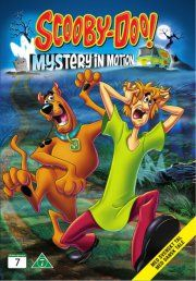 scooby-doo - mystery in motion - DVD