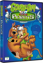 scooby doo and the robots - DVD