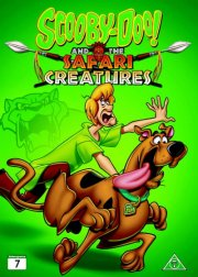 scooby-doo and the safari creatures - DVD