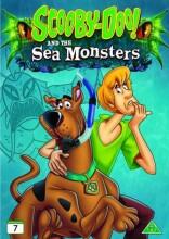 scooby-doo og sø-uhyrerne - DVD