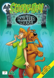 scooby doo - the haunted house - DVD