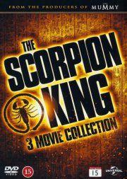 scorpion king 1-3 - DVD