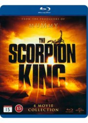 scorpion king collection, the - Blu-Ray