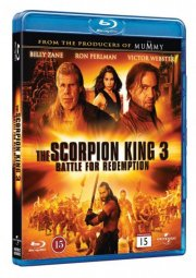 scorpion king 3 - battle for redemption - Blu-Ray