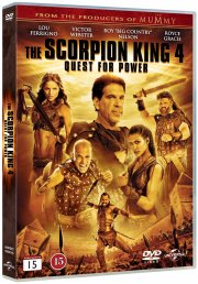 the scorpion king 4: quest for power - DVD