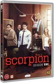 scorpion - sæson 1 - DVD