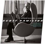 scott hamilton - swedish ballads... and more - cd