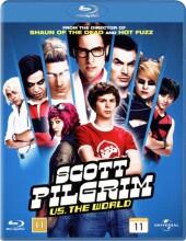 scott pilgrim mod verden - Blu-Ray