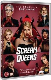 scream queens - sæson 1 - DVD