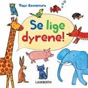 se lige dyrene - bog