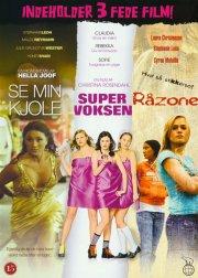 se min kjole / råzone / supervoksen - DVD