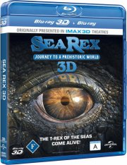 sea rex - 3D Blu-Ray