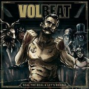 volbeat - seal the deal and let's boogie - 2016 - cd