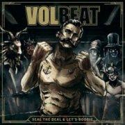 volbeat - seal the deal and let's boogie - limited edition - 2016 - cd